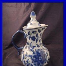 Antigüedades: JARRA DE PORCELANA PERFECTO ESTADO. Lote 98241195