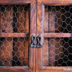 Antigüedades: ARMARIO DE COLGAR. Lote 98386419