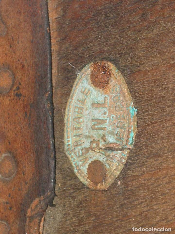 Antigüedades: Antiguo fuelle de chimenea - Foto 2 - 98429515
