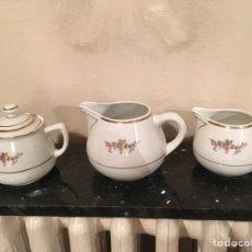Antigüedades: JUEGO CAFÉ.. Lote 98433895