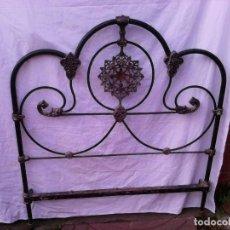 Cama antigua de hierro y laton completa comprar - Camas antiguas de hierro ...