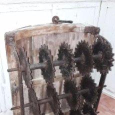Antigüedades: ANTIGUO TRILLO SIGLO XIX. Lote 98486175