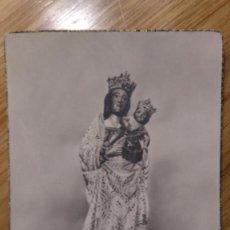 Antigüedades: MADRID. ANTIGUA ESTAMPA PATRONA NTRA SRA DE LA ALMUDENA. Lote 98512099