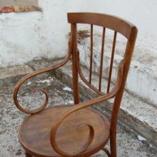 Antigüedades: SILLA ANTIGUA MODERNISTA MUY ORIGINAL Y RARA. Lote 98514983