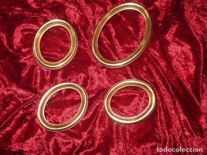 obalos en madera y pan de oro 18x14 y 10x12 - Comprar Marcos ...