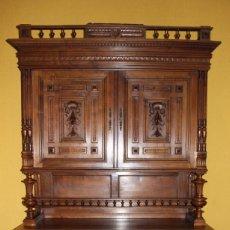 Antigüedades: BUFET/ APARADOR ALFONSINO REF.6074. Lote 98624099