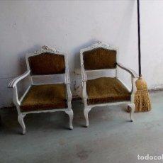 Antigüedades: BUTACAS ANTIGUAS. Lote 98639107