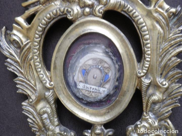 Antigüedades: Relicario - Foto 6 - 47650312