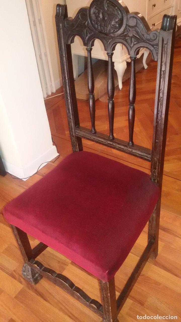 Muebles Labrados Antiguos - Antiguos Muebles Castellanos Labrados De Nogal Comprar Armarios [mjhdah]https://cloud10.todocoleccion.online/antiguedades/tc/2017/09/24/17/92276170_68505042.jpg