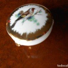 Antigüedades: CAJITA PORCELANA DE MANISES. Lote 98716255