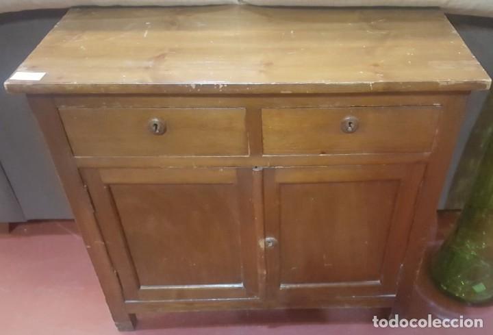 Como restaurar muebles antiguos de madera great cmoda - Muebles antiguos malaga ...