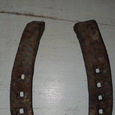 Antigüedades: HERRADURA DE 7 AGUJEROS. Lote 98749407