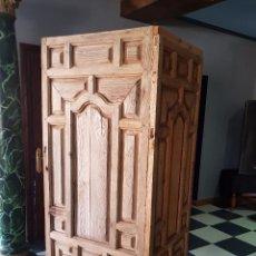 Antigüedades: BIOMBO S. XIX PINO. Lote 98774967