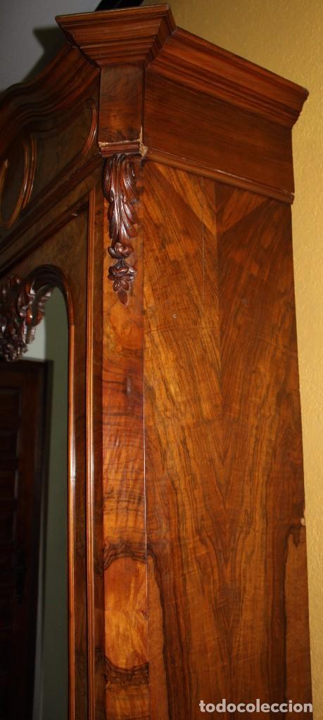 Antigüedades: ARMARIO ESTILO NAPOLEON. REF 6075 - Foto 4 - 98784271