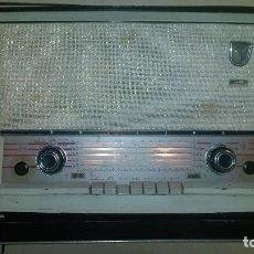 Antigüedades: ANTIGUA RADIO PHILIPS EINDHOVEN B5X55Z VALVULAR DE COLECCIÓN. Lote 98815715
