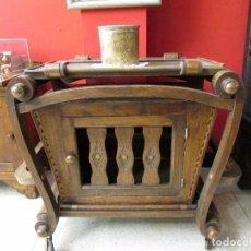 Antigüedades: MUEBLE AUXILIAR CAMARERA #. Lote 98827943