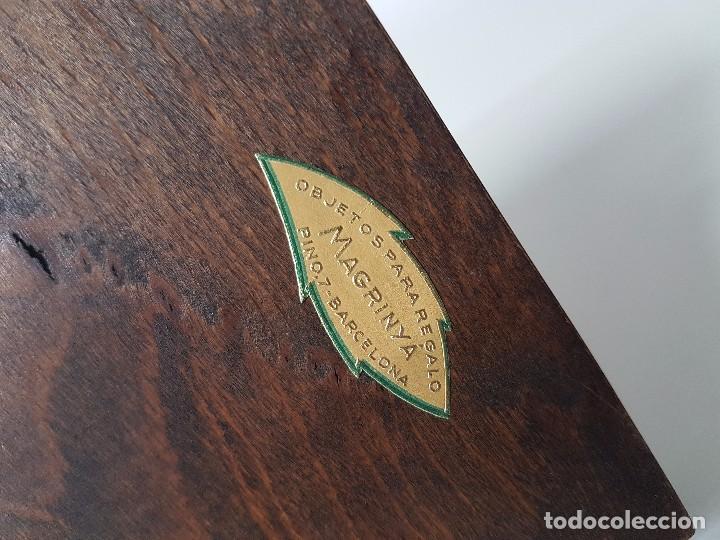 Antigüedades: FIGURA EN TERRACOTA ( FIRMA MONTSERRAT OLIVER ) - Foto 10 - 98860195