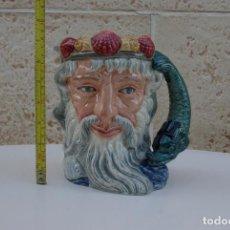 Antigüedades: JARRA NEPTUNO DE ROYAL DOULTON GRANDE.. Lote 98873091