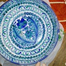 Antigüedades: FUENTE CAZUELA GRANADA FAJALAUZA. Lote 98948082