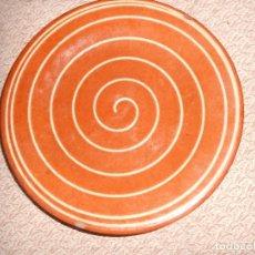 Antigüedades: PARA DAR LA VUELTA A LAS TORTILLAS 24 CMS. DE DIÁMETRO. Lote 98960351