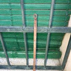Antigüedades: ESPUMADERA HIERRO. Lote 98970419