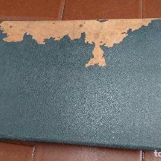 Antigüedades: ANTIGUO ÁLBUM PARA FOTOS CON LLAVE DE APRIETE. Lote 99059615