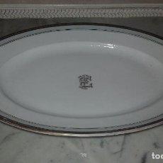 Antigüedades: BANDEJA DE PORCELANA. Lote 99076899