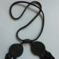 Antigüedades: ANTIGUA PIEZA DE CORDONERÍA - COLLAR PPIO.S.XX. Lote 99130347