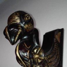 Antigüedades: PERCHERO PARED DE MADERA. Lote 99136863