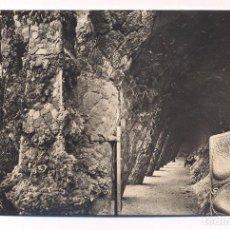 Antigüedades: P2075.- PARQUE GÜELL - BARCELONA.- PASO DE LA LAVANDERA. Lote 99141919