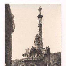 Antigüedades: P2076.- PARQUE GÜELL - BARCELONA.- SALA DE ESPERA. Lote 99142191