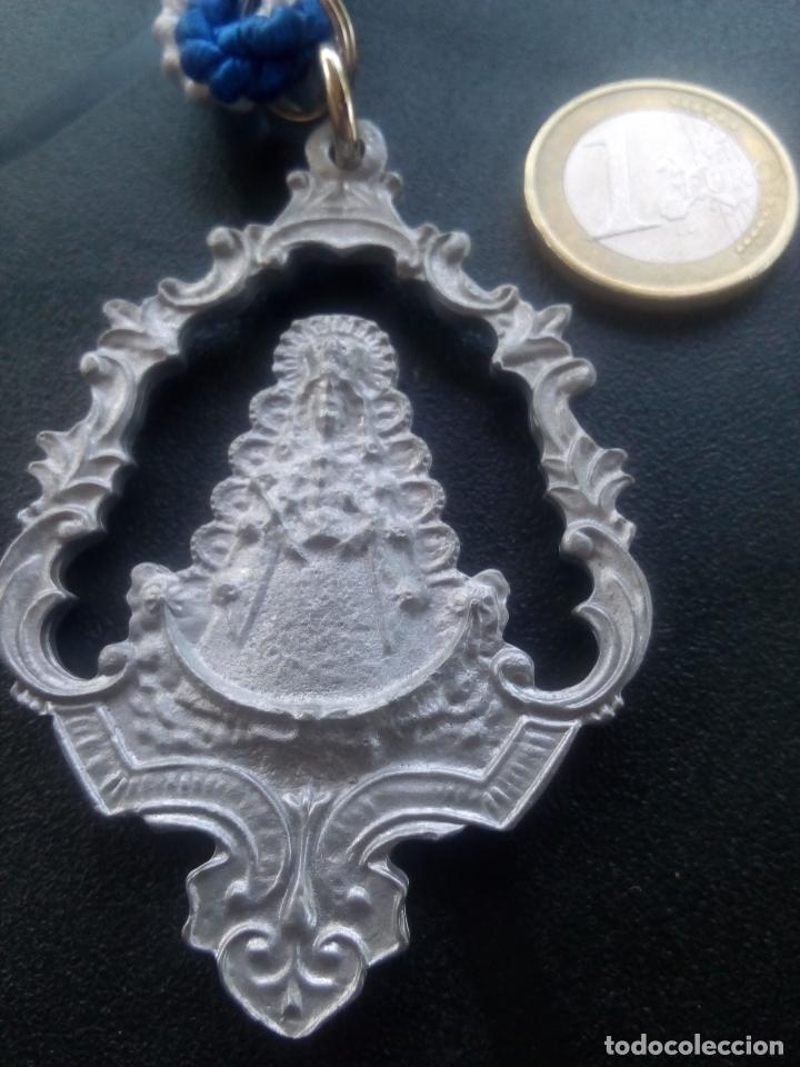 Antigüedades: Medalla hermandad del rocío de huelva - Foto 2 - 99157703