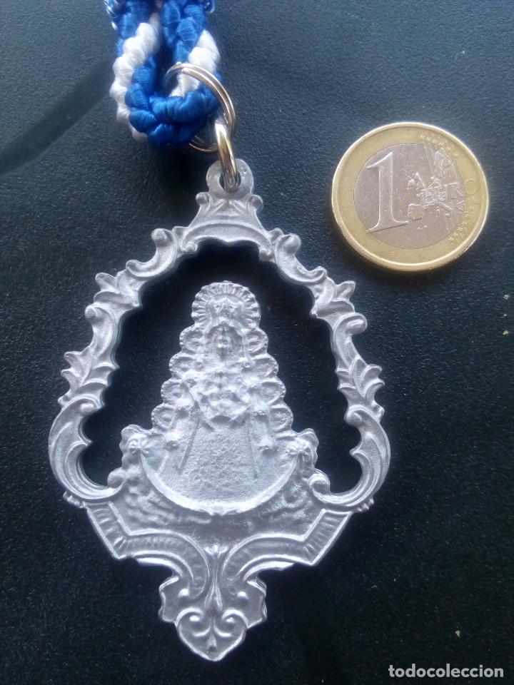 Antigüedades: Medalla hermandad del rocío de huelva - Foto 4 - 99157703