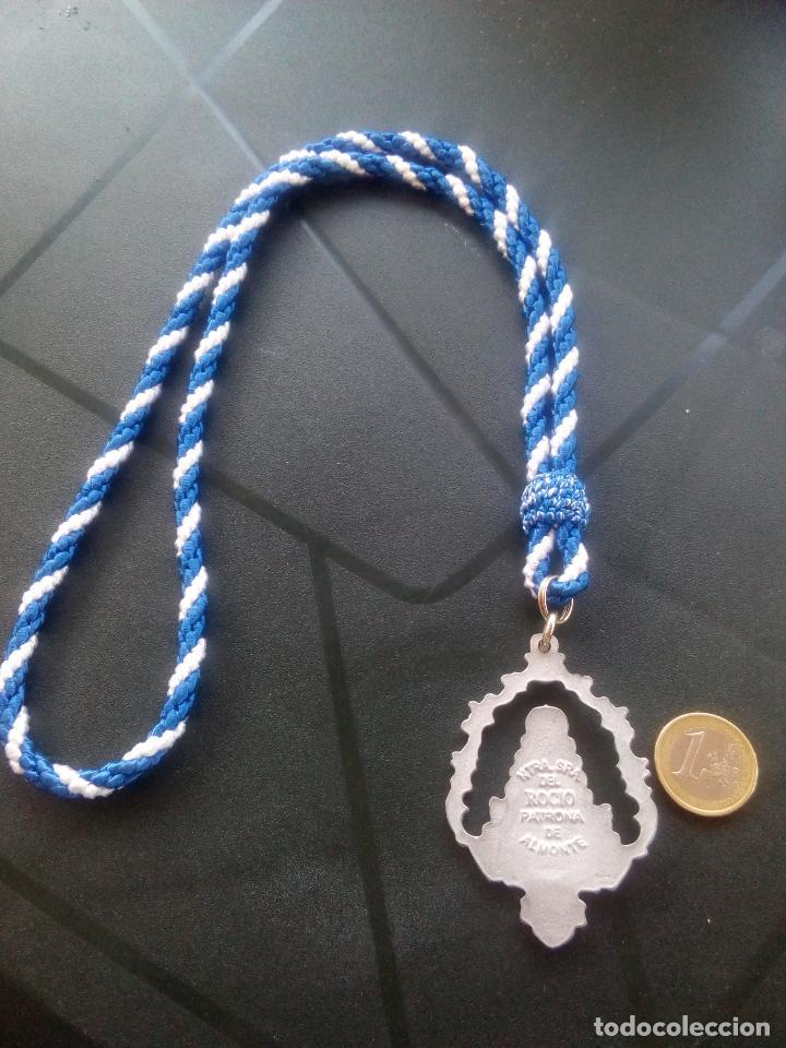 Antigüedades: Medalla hermandad del rocío de huelva - Foto 5 - 99157703