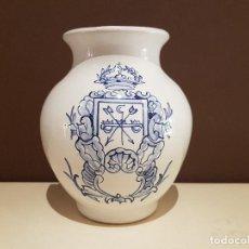 Antigüedades: JARRON TALAVERA, SILOS 83, 15CM. DE ALTURA.. Lote 99206211