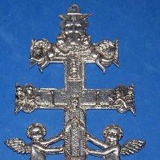 Antigüedades: CRUZ DE CARAVACA. Lote 99208343