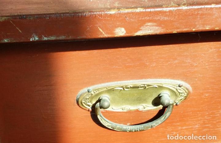 Antigüedades: Antiguo escritorio modernista de doble vista - Foto 6 - 99215319