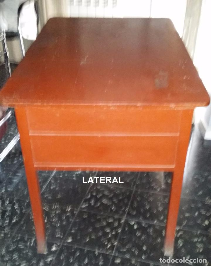 Antigüedades: Antiguo escritorio modernista de doble vista - Foto 7 - 99215319