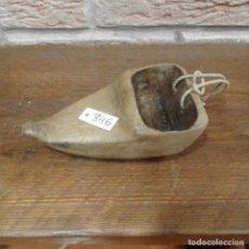 Antigüedades: ANTIGUA ZOQUETA DE SEGADOR. Lote 99241063