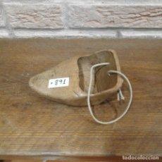 Antigüedades: ANTIGUA ZOQUETA DE SEGADOR. Lote 99241147