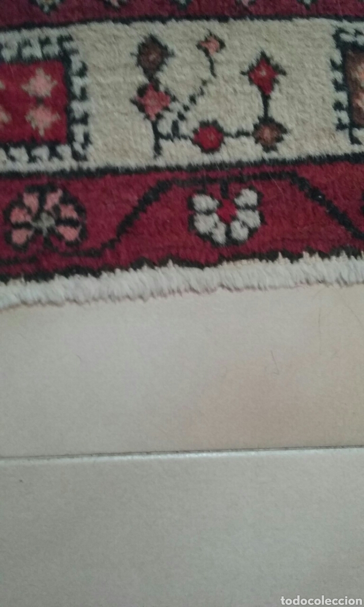 Antigüedades: Alfombra persa - Foto 3 - 99268266