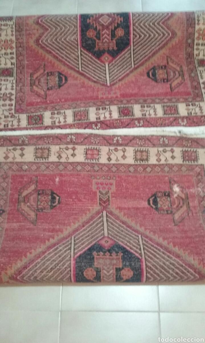 Antigüedades: Alfombra persa - Foto 4 - 99268266