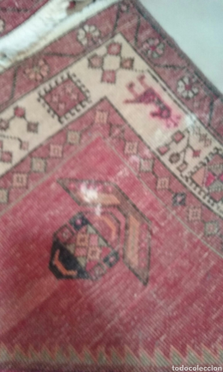 Antigüedades: Alfombra persa - Foto 5 - 99268266