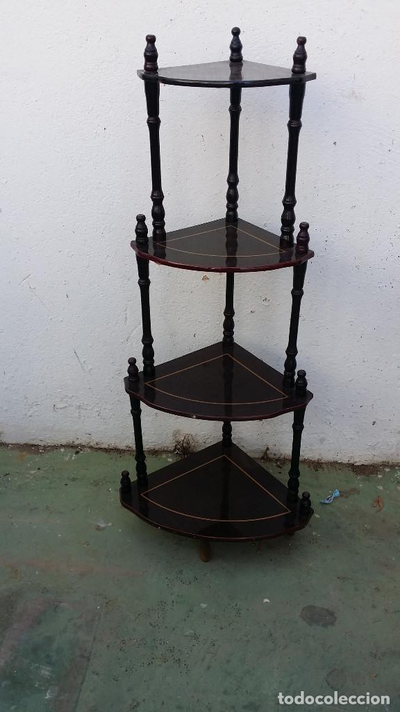 ESQUINERA (Antigüedades - Muebles Antiguos - Auxiliares Antiguos)