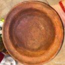 Antigüedades: CUENCO EN BARRO, POSIBLEMENTE ARABE ANTIGUO O INCLUSO ANTERIOR.. Lote 159135702