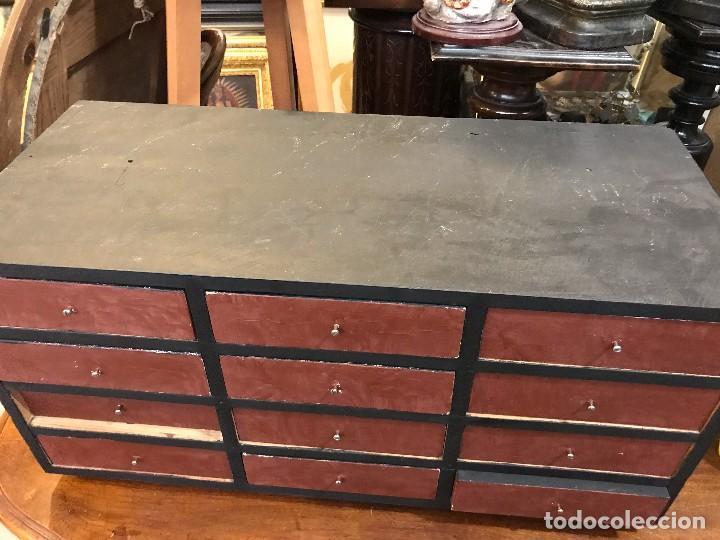 Antigüedades: mueble tipo bargueño, contemporaneo - Foto 2 - 99299367