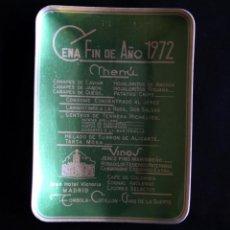 Antigüedades: BANDEJA, CENICERO O SIMILAR GRAN HOTEL VICTORIA 1972. Lote 99303879