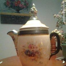 Antigüedades: PRECIOSA JARRA DEL CONOCIDO CERAMISTA DEL SIGLO XIX - XX ANTONIO PEYROÒ. Lote 63277252