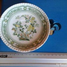 Antigüedades: PLATO CERAMICA SAN CLAUDIO. Lote 99328631