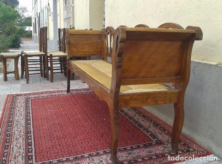 Sofas rusticos de madera antiguos perfect gallery of muebles rusticos de cocina para decorar y - Sofas rusticos de madera antiguos ...
